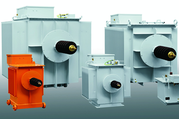 High-voltage - DC - power units